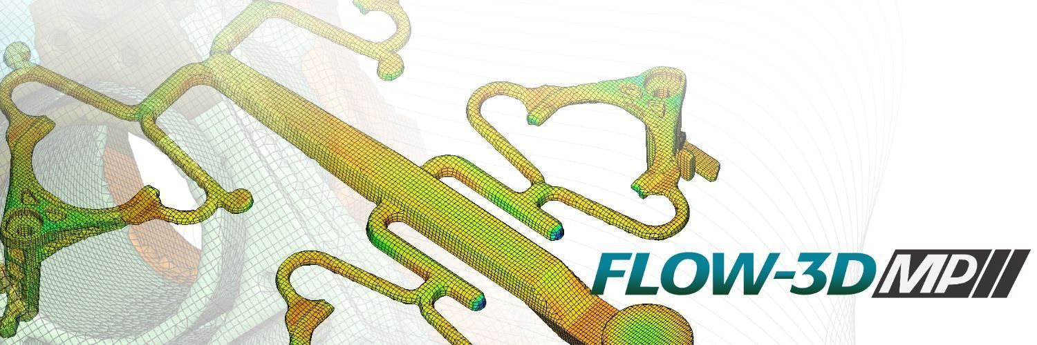 High Performance Computing for FLOW-3D