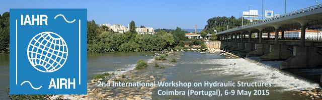 Workshop sobre estructuras hidraulicas 2015 en Coimbra - Portugal