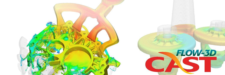Simulacion fundicion alta presion HPDC y gravedad