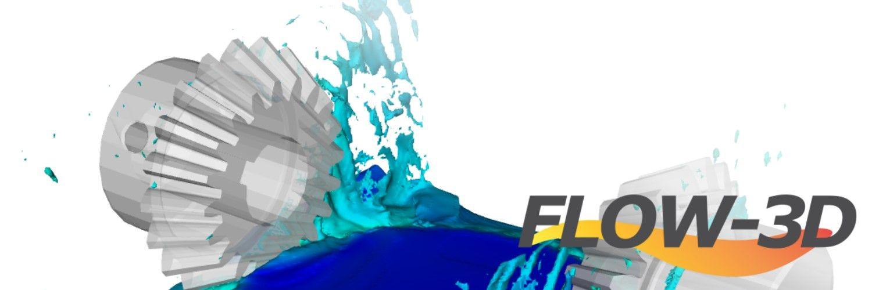 Software CFD para simulacion en ingenieria industrial FLOW-3D