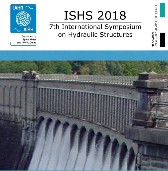 Simposio estructura hidraulica 2018