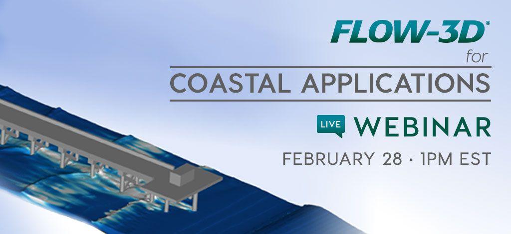 FLOW-3D para aplicaciones de Ingenieriía costera