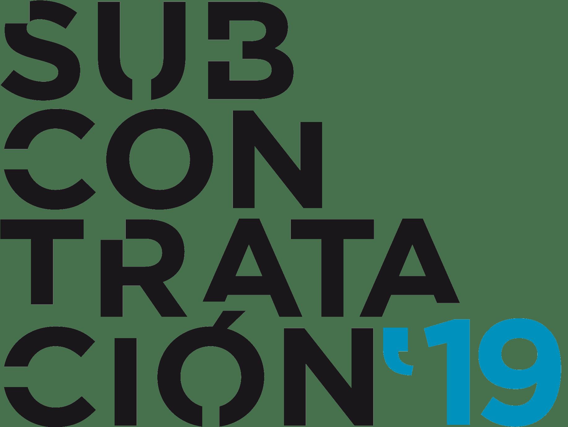 Simulaciones y Proyectos presente en Subcontratacion 2019